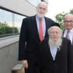 Dr Groopman, Dr Levin and Rabbi Steinsaltz