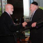 Dr Groopman meets Rabbi Steinsaltz